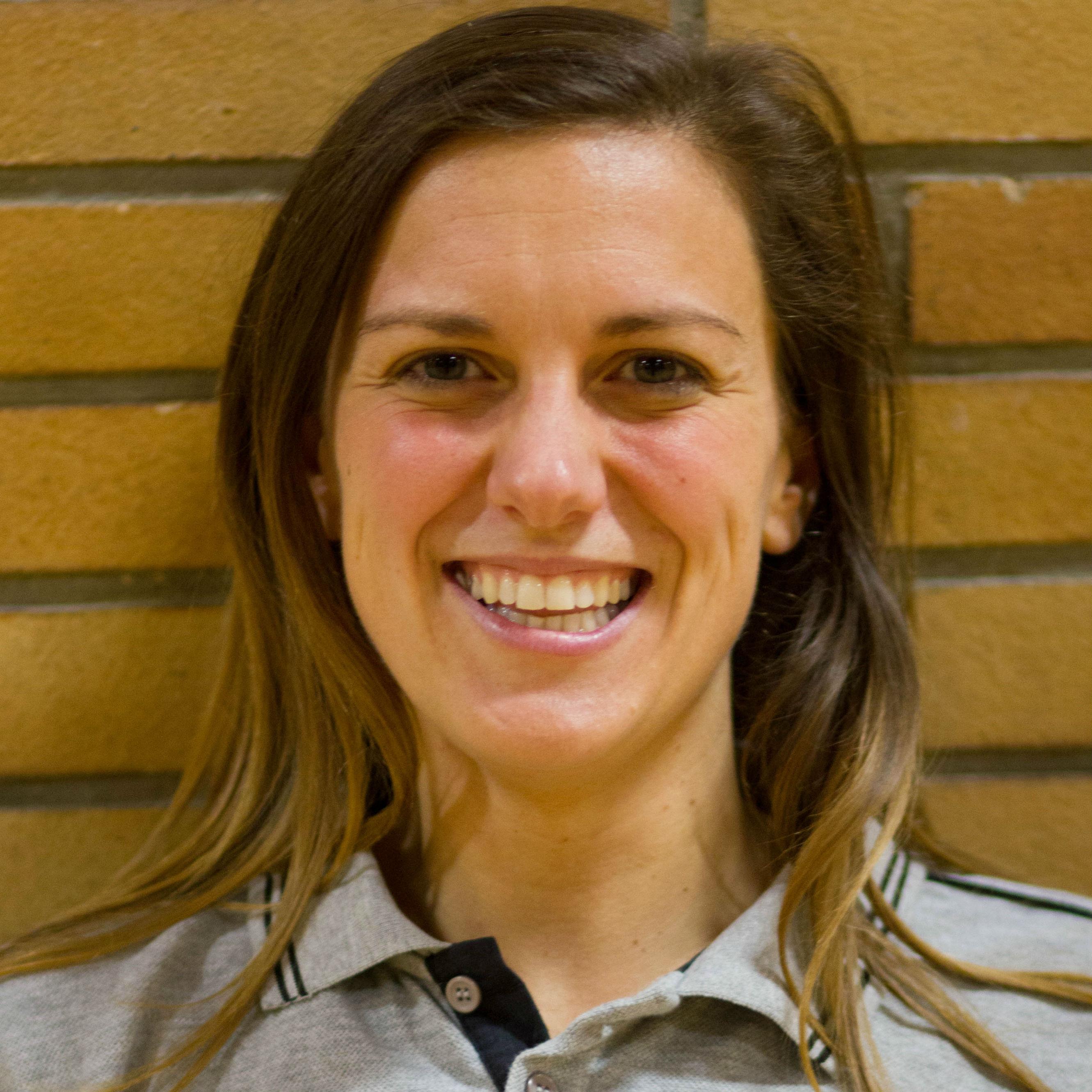 Chriara Spiniello ist Trainerin für die MÜNCHEN Basket Mädchenmannschaft U17