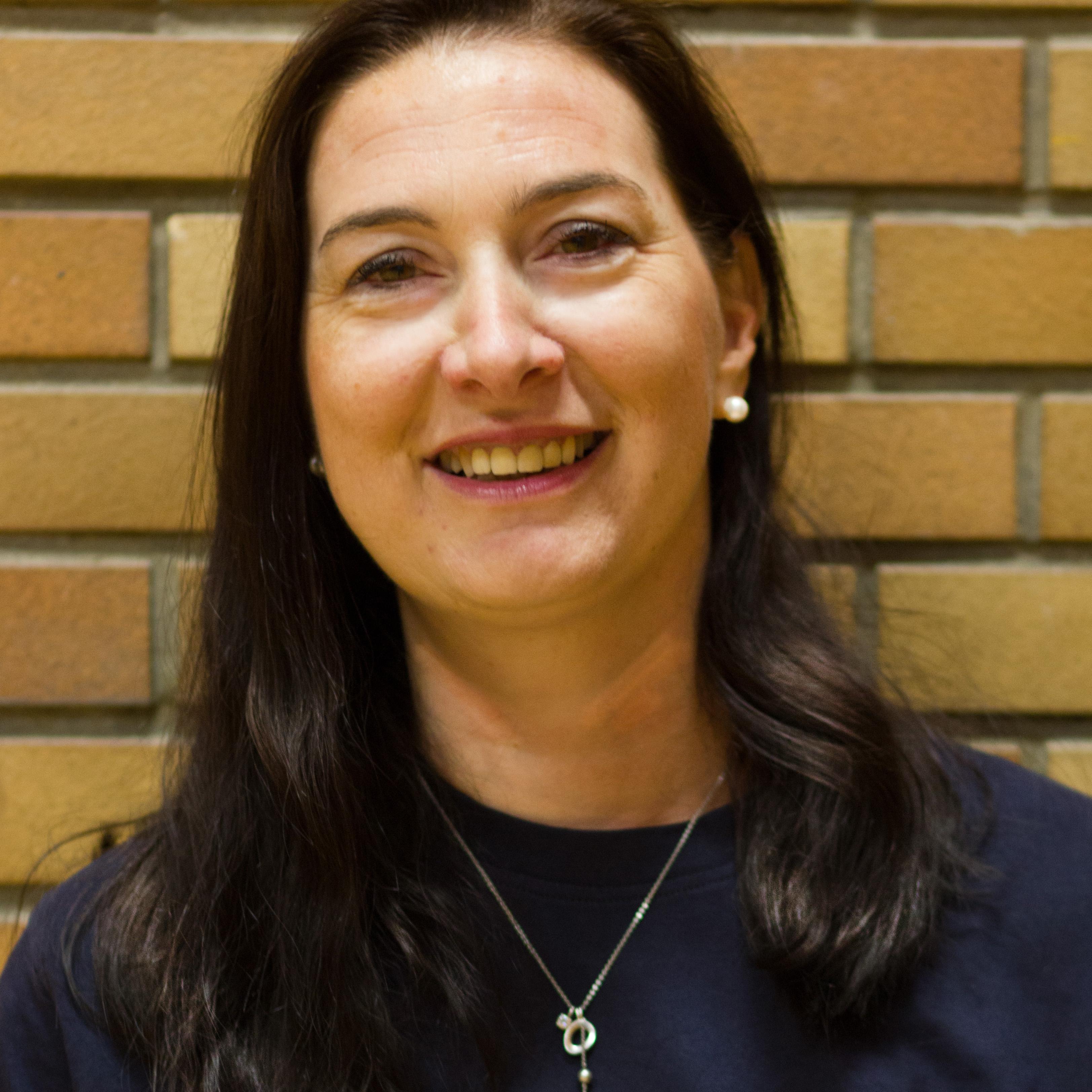 1. Vorsitzende von München Basket: Christiane Newman