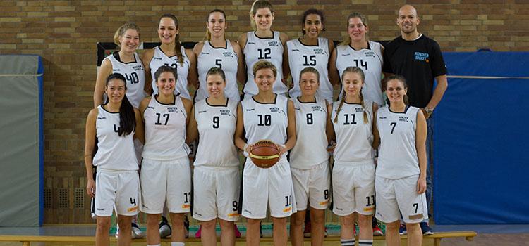 Weibliche Regionalmannschaft: Damen I