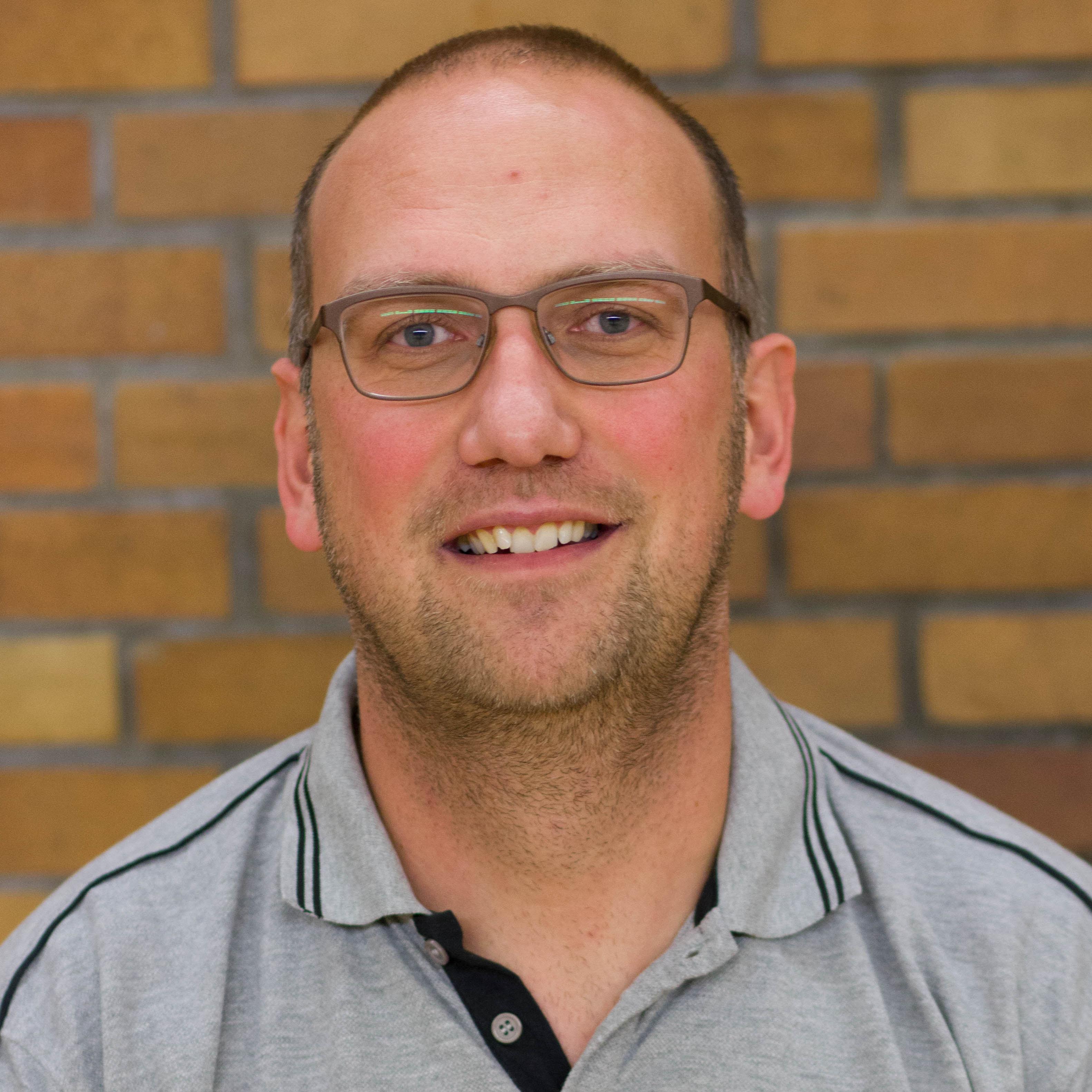 Trainer- und Kampfgerichtskoordinaor Andy Sippach