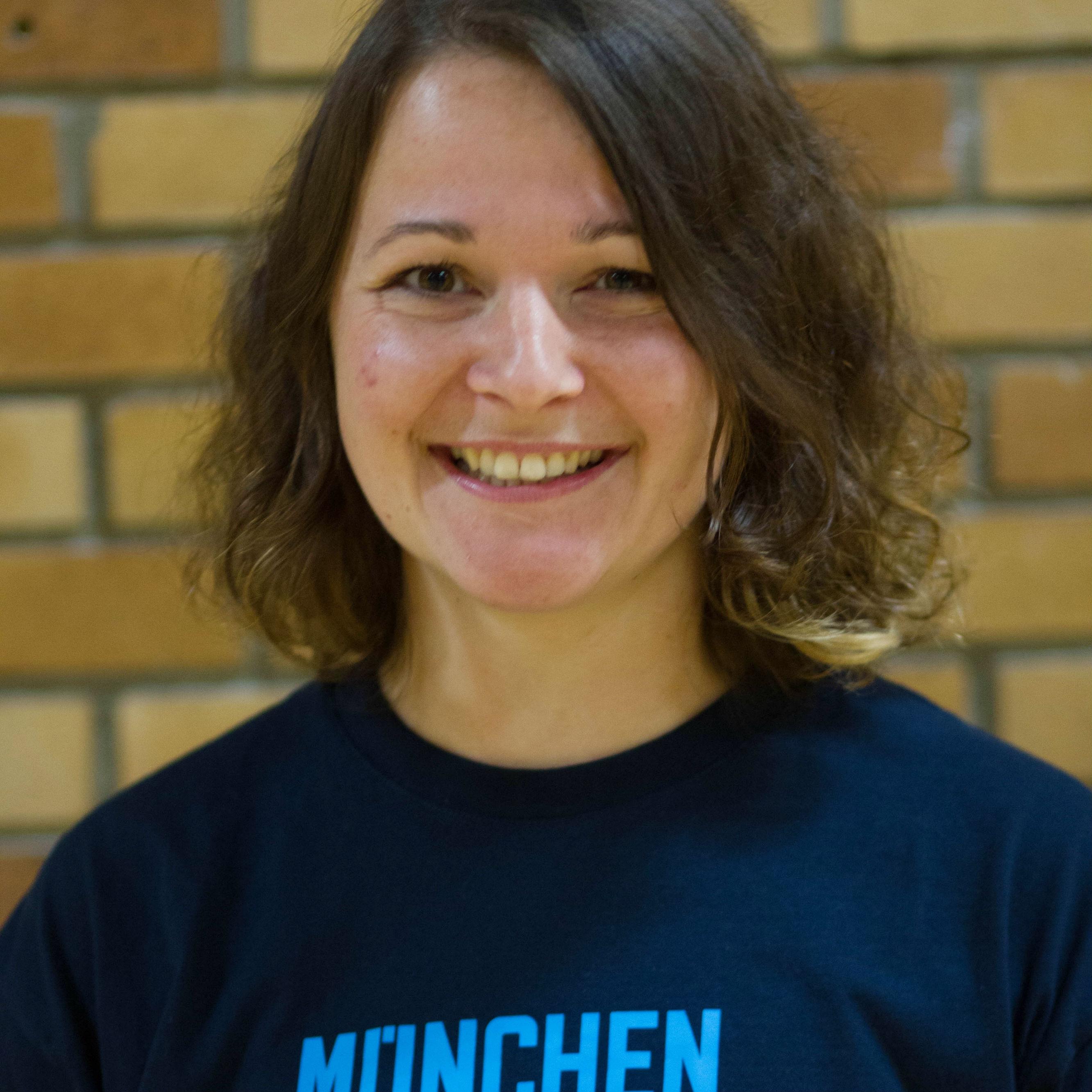 2. Vorsitzende von München Basket: Christine Lorenz