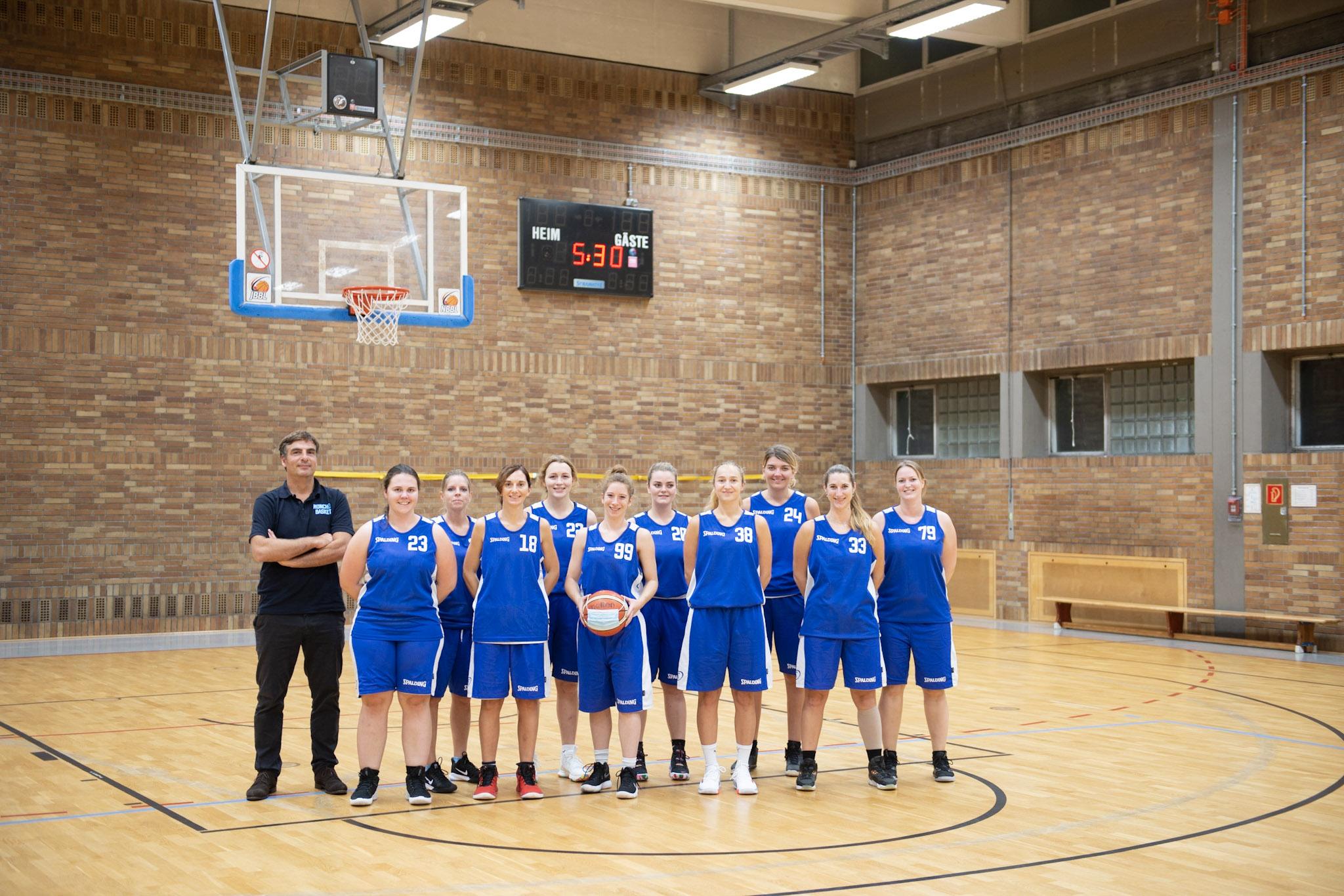 Basketball Mannschaft Damen IV
